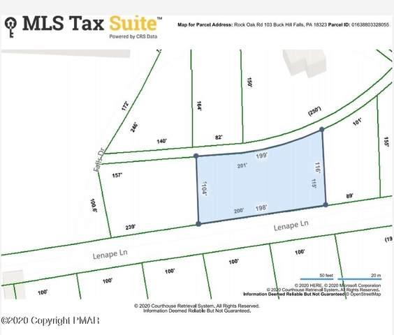 103 Lenape Lane, Buck Hill Falls, PA 18323 (MLS #PM-83730) :: Smart Way America Realty