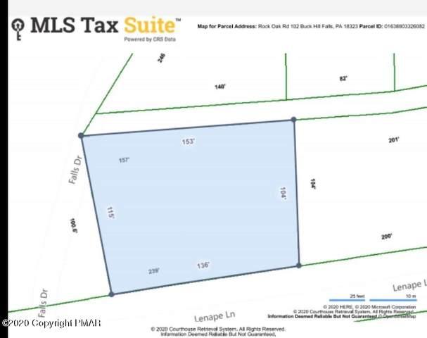 102 Lenape Lane, Buck Hill Falls, PA 18323 (MLS #PM-83731) :: Kelly Realty Group