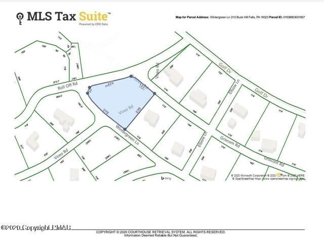 310 Wintergreen Ln, Buck Hill Falls, PA 18323 (MLS #PM-83734) :: RE/MAX of the Poconos
