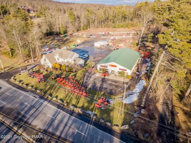 1819 Route 611, Mount Pocono, PA 18344 (MLS #PM-84140) :: Kelly Realty Group
