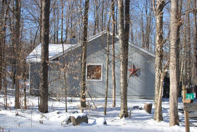 216 Muskwink Dr, Pocono Lake, PA 18347 (MLS #PM-84454) :: RE/MAX of the Poconos