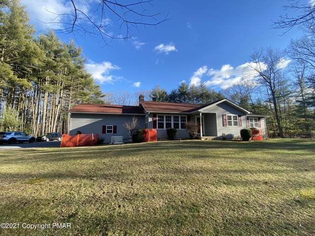335 Mt Nebo Rd Rd, East Stroudsburg, PA 18301 (MLS #PM-84494) :: Kelly Realty Group