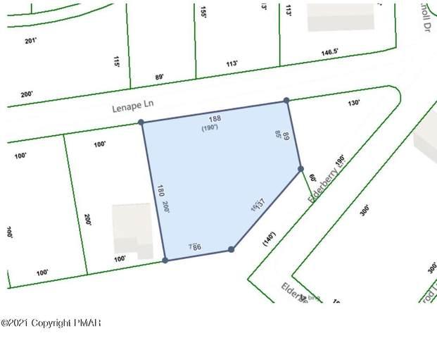 101 Lenape Lane, Buck Hill Falls, PA 18323 (MLS #PM-84817) :: RE/MAX of the Poconos