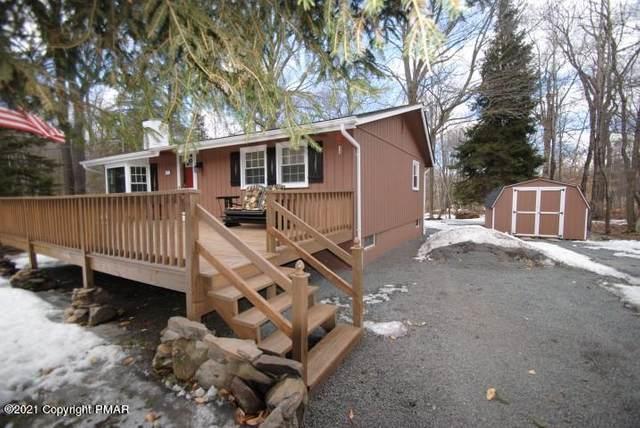 180 Tepee Dr, Pocono Lake, PA 18347 (MLS #PM-85283) :: Kelly Realty Group