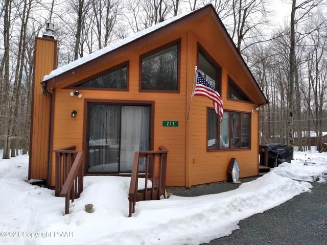 215 Paxinos Dr, Pocono Lake, PA 18347 (MLS #PM-85369) :: Kelly Realty Group