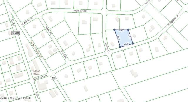 Lot 53-2 Allegheny Dr, Blakeslee, PA 18610 (#PM-86114) :: Jason Freeby Group at Keller Williams Real Estate
