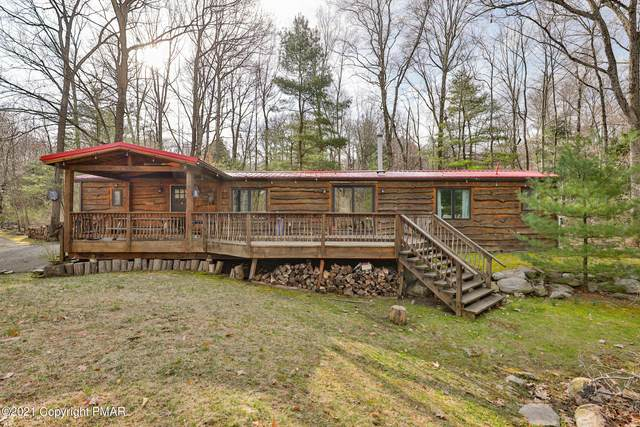 4131 Mountaintop Dr, Saylorsburg, PA 18353 (MLS #PM-86504) :: Kelly Realty Group