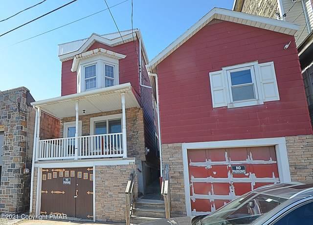 219 W Patterson St, Lansford, PA 18232 (#PM-86595) :: Jason Freeby Group at Keller Williams Real Estate