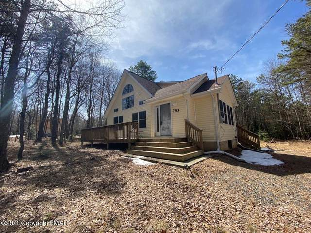 753 Towamensing Trail Rd, Albrightsville, PA 18210 (#PM-86607) :: Jason Freeby Group at Keller Williams Real Estate