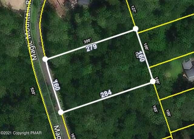 Magic Mountain Road, Henryville, PA 18332 (MLS #PM-87312) :: RE/MAX of the Poconos
