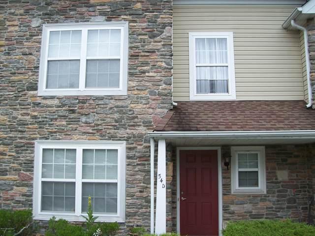 54D Lower Ridge View Circle, East Stroudsburg, PA 18302 (MLS #PM-87426) :: RE/MAX of the Poconos