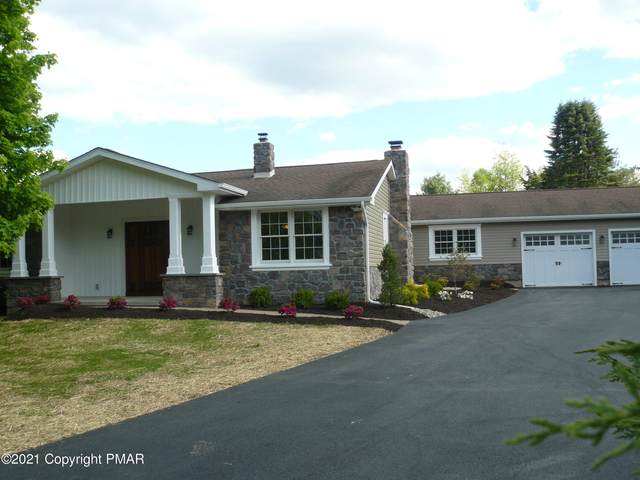 520 Blue Ridge Rd, Saylorsburg, PA 18353 (MLS #PM-87530) :: RE/MAX of the Poconos