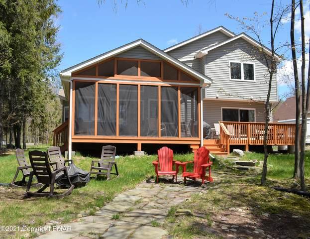 114 Trout Creek Dr, Pocono Lake, PA 18347 (MLS #PM-87579) :: RE/MAX of the Poconos