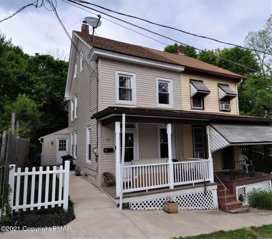 29 E Third St, Jim Thorpe, PA 18229 (MLS #PM-87628) :: RE/MAX of the Poconos