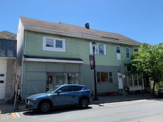 27-33 Mauch Chunk Street, Tamaqua, PA 18252 (#PM-87886) :: Jason Freeby Group at Keller Williams Real Estate