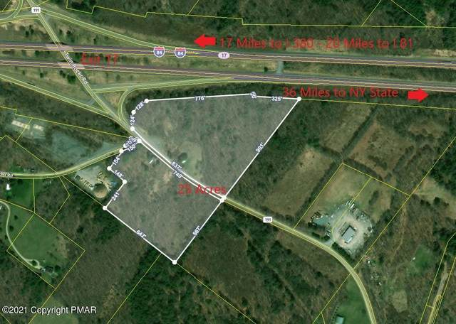 218 Twin Rocks Rd, Sterling, PA 18463 (MLS #PM-88501) :: RE/MAX of the Poconos