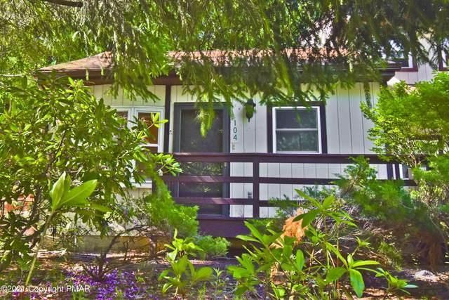 10 Villas Road #104, Mount Pocono, PA 18344 (MLS #PM-88702) :: RE/MAX of the Poconos