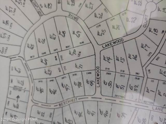 Lot 71 Lakewood Drive, Canadensis, PA 18325 (MLS #PM-88812) :: Kelly Realty Group