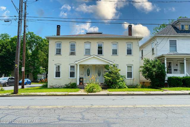 526 N Courtland St, East Stroudsburg, PA 18301 (MLS #PM-89377) :: RE/MAX of the Poconos