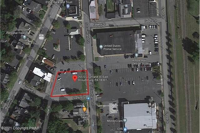 265 S Courtland Street, East Stroudsburg, PA 18301 (MLS #PM-89908) :: Kelly Realty Group