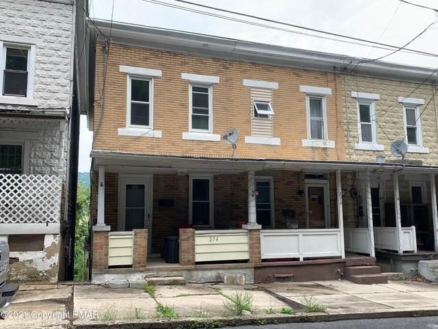 274 E High Street, Coaldale, PA 18218 (MLS #PM-89956) :: RE/MAX of the Poconos