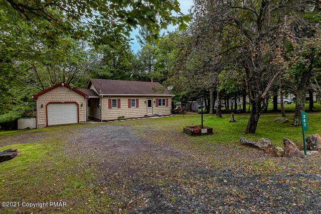 247 Mountain Road, Albrightsville, PA 18210 (MLS #PM-91468) :: RE/MAX of the Poconos