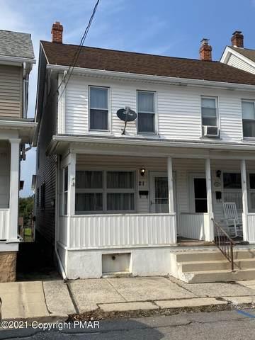 212 W Hazard St, Summit Hill, PA 18250 (MLS #PM-91519) :: RE/MAX of the Poconos