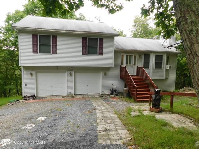 1051 Hampstead Rd, Bushkill, PA 18324 (MLS #PM-91603) :: Smart Way America Realty