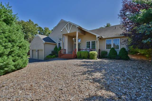618 Pinecrest Dr, Pocono Pines, PA 18350 (MLS #PM-91630) :: Smart Way America Realty