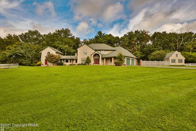 205 Weir Lake Road, Saylorsburg, PA 18353 (MLS #PM-91687) :: Smart Way America Realty