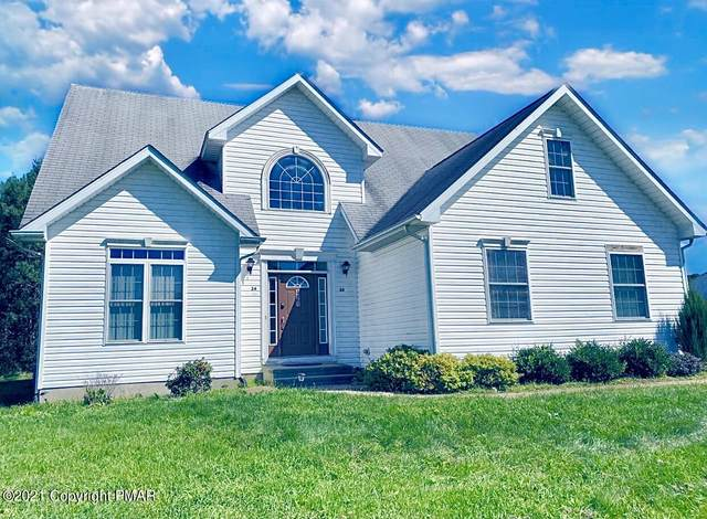 421 Fitzgerald Place, Tobyhanna, PA 18466 (MLS #PM-91695) :: Smart Way America Realty