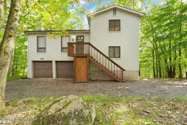 669 Clubhouse Dr, East Stroudsburg, PA 18302 (MLS #PM-92091) :: Smart Way America Realty