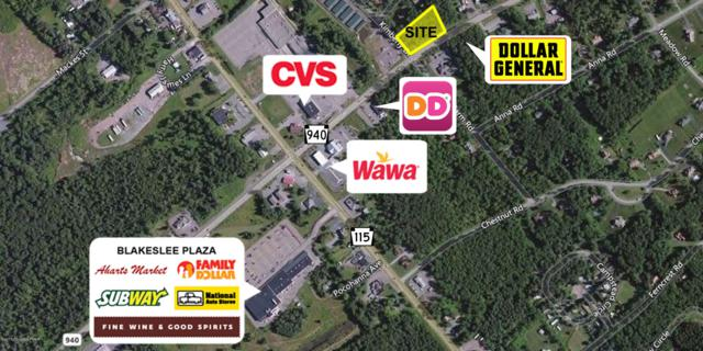 Sr 940 And Kimberly Dr., Blakeslee, PA 18610 (MLS #PM-42643) :: RE/MAX of the Poconos