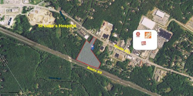 Rt 611 #B, Stroudsburg, PA 18360 (MLS #PM-47894) :: RE/MAX Results