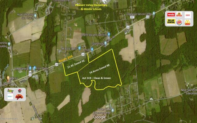 Route 209, Kunkletown, PA 18058 (MLS #PM-54921) :: Kelly Realty Group