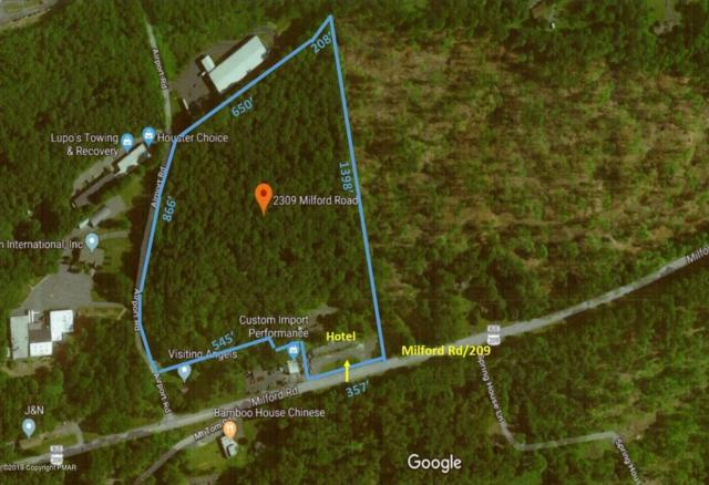 2309 Milford Rd, East Stroudsburg, PA 18301 (MLS #PM-62764) :: RE/MAX of the Poconos