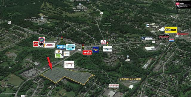 6216 Pinecrest Dr, East Stroudsburg, PA 18301 (#PM-63186) :: Jason Freeby Group at Keller Williams Real Estate
