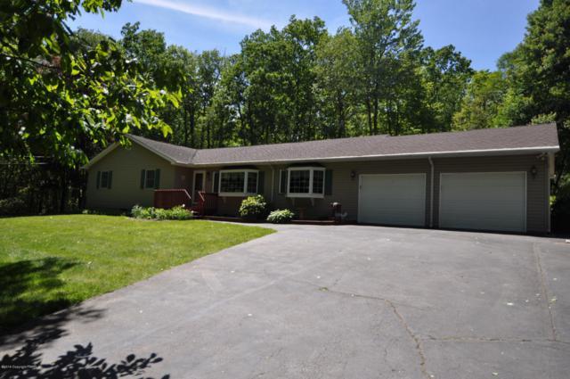 21 Rhododendron Rd, Jim Thorpe, PA 18229 (MLS #PM-66281) :: Keller Williams Real Estate