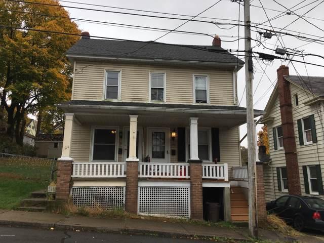 124 Messinger St, Bangor, PA 18013 (MLS #PM-73259) :: Keller Williams Real Estate