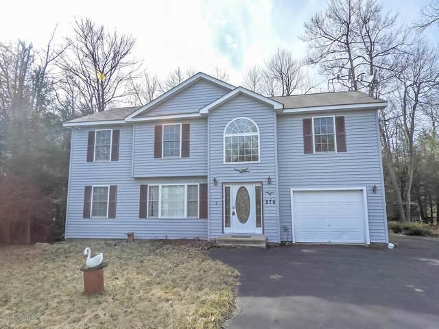 270 Nadine Blvd, Tobyhanna, PA 18466 (MLS #PM-75324) :: Keller Williams Real Estate