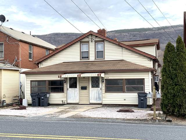 415 Little Gap Rd, Palmerton, PA 18071 (MLS #PM-75939) :: Kelly Realty Group
