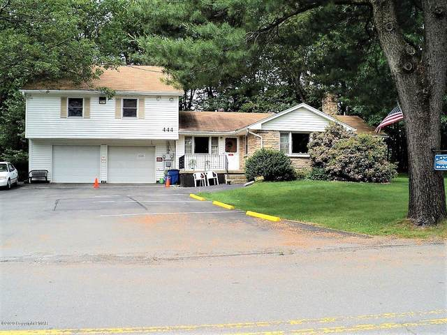 444 Park Ave, Mount Pocono, PA 18344 (MLS #PM-82134) :: Kelly Realty Group