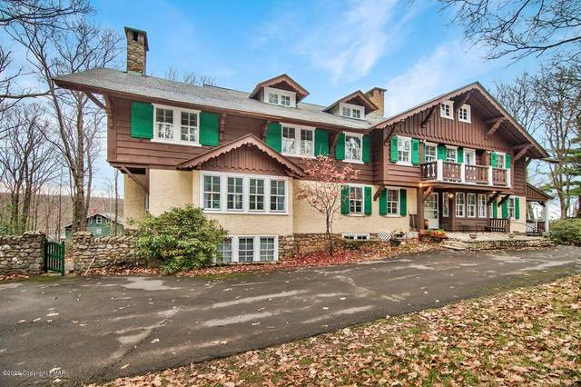 24 Summit Ave, Pocono Manor, PA 18349 (MLS #PM-83101) :: RE/MAX of the Poconos