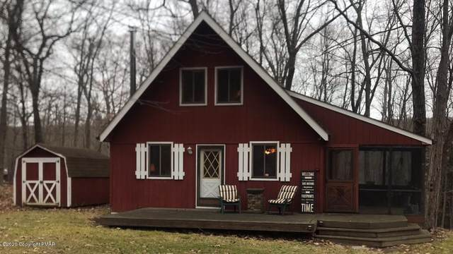 2149 Sparrow Rd, Bushkill, PA 18324 (MLS #PM-83418) :: Keller Williams Real Estate