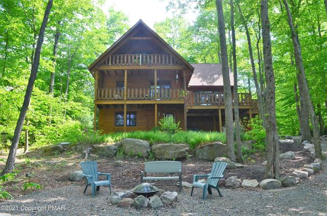 81 Lakeview Timbers Dr, Gouldsboro, PA 18424 (MLS #PM-88090) :: RE/MAX of the Poconos