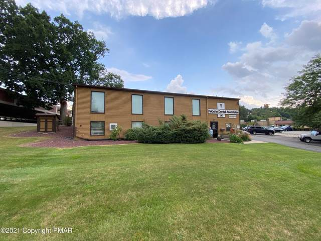 243 E Brown St, East Stroudsburg, PA 18301 (MLS #PM-90449) :: Kelly Realty Group