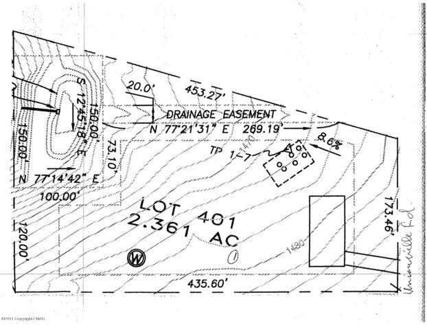 401 Unionville, Jim Thorpe, PA 18229 (MLS #11-8819) :: Keller Williams Real Estate