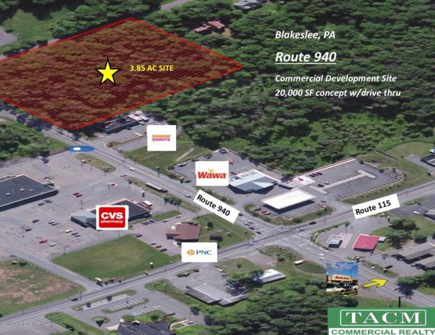 940 Pa Rte 940, Blakeslee, PA 18610 (MLS #PM-40192) :: Keller Williams Real Estate