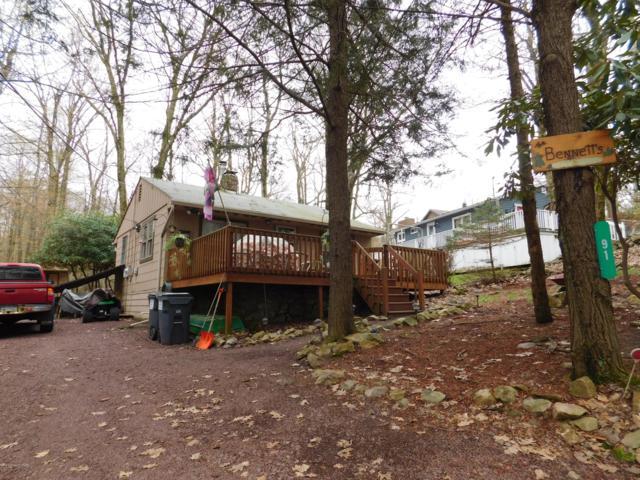 91 Lakeview Dr, Lake Harmony, PA 18624 (MLS #PM-67570) :: Keller Williams Real Estate