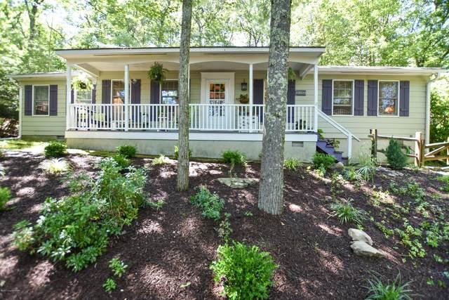 115 Sweet Fern Ln, Buck Hill Falls, PA 18323 (MLS #PM-79265) :: Kelly Realty Group